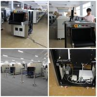 Quality 600*400mm Tunnel Size X Ray Luggage Scanner SF6040 KV Tech 2 Years Warranty for sale