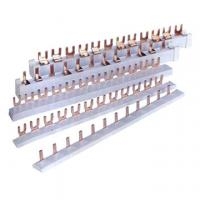 Best Tinned Comb-type U Type MCB Copper Bus Bar Low Power Consumption wholesale
