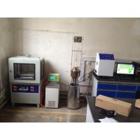 Fire Resistance Testing Equipment for Non-Flammable Building Materials for sale