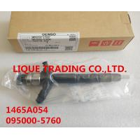 China DENSO Common rail injector 095000-5760 , 0950005760 for 1465A054 on sale