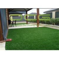 Quality Classic Soft Commercial Synthetic Grass For Decoration Business Building Roof for sale