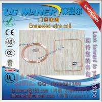 Quality Enameled wire, copper wire, copper cube, choke, self-adhesive coils for sale