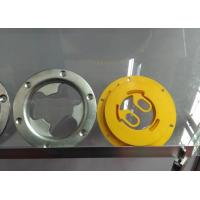 Quality Multi Size Mental Disc Fixed Blocks for Floor Cleaning Sweeper Machine Brushes for sale