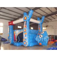 Buy cheap inflatable robot bouncer robot bounce house for sale from wholesalers