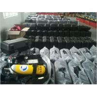 China Self contained air breathing apparatus SCBA for fire fighting safety on sale