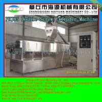 Quality PHJ85G Breakfast Cereal Snack Food Extruder Machine for sale