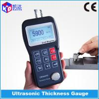 Quality factory cast iron ultrasonic thickness gauge for sale