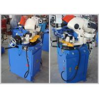 Quality Easy Operation Pneumatic Pipe Cutting Machine Semi Automatic High Control Accuracy for sale