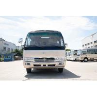 Buy cheap Road Sightseeing High Roof Coaster Minibus Environmental Low Fuel Consumption from wholesalers