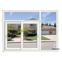 China White Material Aluminum Sliding Windows And Doors 1.4mm Profile Thickness on sale