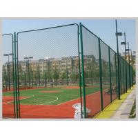 Quality Black Vinyl Coated Chain Link Wire Mesh Welded Fabric With 20mm - 100mm Mesh Size for sale