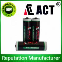 Quality ACT LS14500 Lithium Battery ER14505 (3.6V AA size) for sale