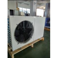 Quality Residential heating Air source Heat Pump With Galvanized Steel sheet for sale