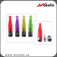 Quality Gs h2 clearomizer changeable coil replaceable Bottom Coil hot sell supplier vapor for sale