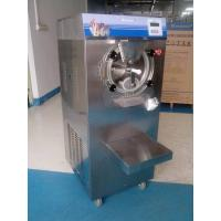 Quality [Transparent Door]Tecumseh compressor.Hard Ice Cream Machine/Gelato Machine/Batch Freezer for sale