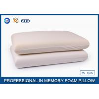 Health Care Conforma Traditional Memory Foam Pillow Bamboo Covered , Queen Size