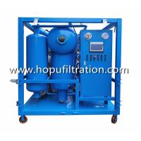 Buy cheap Used Transformer Oil Regeneration System, Insulation Cable Oil Reclamation from wholesalers