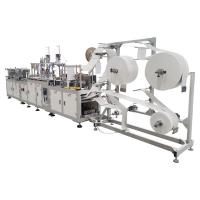 Quality Non Woven Fabric 5 Layer Face Mask Manufacturing Machine / Face Mask Production Line for sale