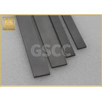 Quality Non Standard Carbide Wear Strips For Mountain Stone Working YG6X ZK30UF ZK30SF Etc for sale
