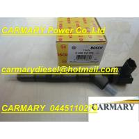Best Bosch common rail injector 0445110279 for Hyundai Starex 2.5L 33800-4A000/0 445 110 279 wholesale