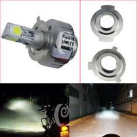 Quality LED 18W 6000K Hi/Lo bulb Motorcycle Headlight Assembly 1600lm light headlight Kits for sale
