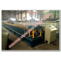 Quality Automatic Metal Snaplock Gutter Making Machine For Collecting Rainwater From Roof Of Building for sale