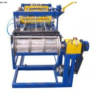 Quality 3 rolls together Automatic  Brick Force Wire Mesh Welding  Machine for South Afria for sale