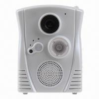 Quality GSM Alarm IP Camera, HD 3G PIR Detect/Alarm Host/Door Sensor, Supports Mobiles and SD Card 32GB  for sale