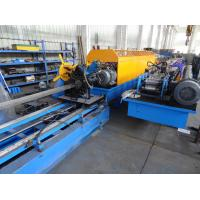Quality Non-stop High Speed Drywall Track Roll Forming Machine To Australia for sale