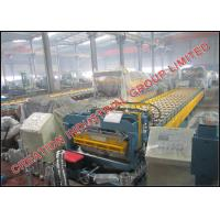 Quality Professional Aluminum Coil Roof Tile Roll Forming Machine 3.5m/min for sale