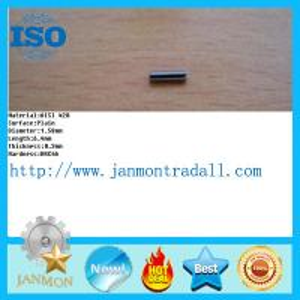 Buy cheap ASME B.18.8.2 Slotted Spring Pin,Steel slotted spring pin,Slotted spring pin from wholesalers