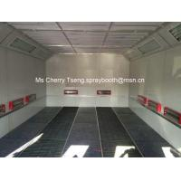 car painting oven baking spray booth,infrared heating spray booth,baking oven
