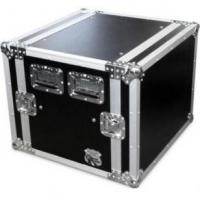 Best Amplifier Rack Speaker Case / Audio Equipment 6U Flight Case wholesale