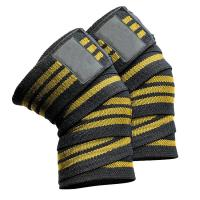 Fitness & Powerlifting Sports Knee Wraps For Cross Training WODs Gym Workout