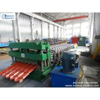 Quality Tile Roof Panel Roll Forming Machine - YX43-200-1000 for sale
