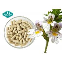 Quality Herbal Vision Eye Care Supplement Hard Capsules Promotes Healthy Eye Function for sale