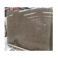 Quality Tropic Brown Granite Stone Tiles For Indoor And Outdoor Decoration for sale