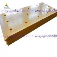 Quality corner protection for offshore structures abrasion and impact resistant UHMWPE fender pads for sale