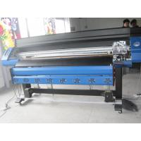 Quality 1.8M Large Format Eco solvent printer in 3 pcs Epson DX7 head for Flex Banner for sale