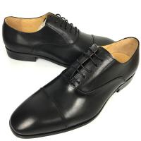 Buy cheap Black Mens Leather Dress Shoes / Men Business Casual Shoes Lace Up Closure Type from wholesalers