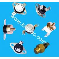 Best snap action thermostat, bimetal thermal protector wholesale