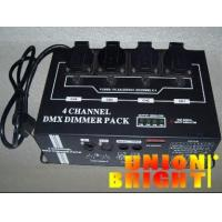 Quality UB-C016 4CH Dimmer Pack for sale