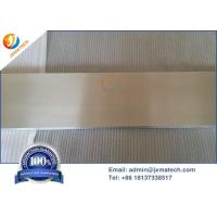 Quality Annealed Oxidation Resistant Zirconium Plate For Electrodes Components for sale