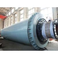 Quality Flexible Lifting Blade Cement Ball Mill High Power AC Motor Cement Raw Mill for sale