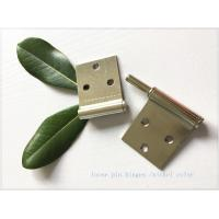 Quality Steel Metal Material Lift Up Cabinet Door Hinges Corner Removable  1.0mm Thickness for sale