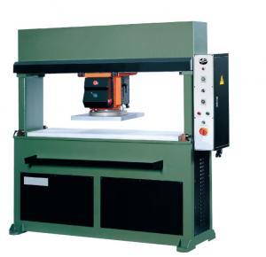 Quality High Efficient Footwear Cutting Machine Travelling Head Cutting Press Machine for sale