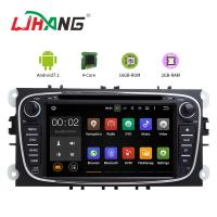 Quality WIFI IPOD USB AUX Car Dvd Player For Ford Focus Touch Screen Humanization Design for sale