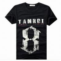 Quality T-shirt, Made of 100% Cotton Material for sale