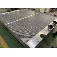 Quality Heavy Duty Commins Engine air to air heat exchanger, high performance air cooler for sale