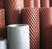 Quality Electro Galvanized Low Carbon  Expanded Metal Wire Mesh for sale